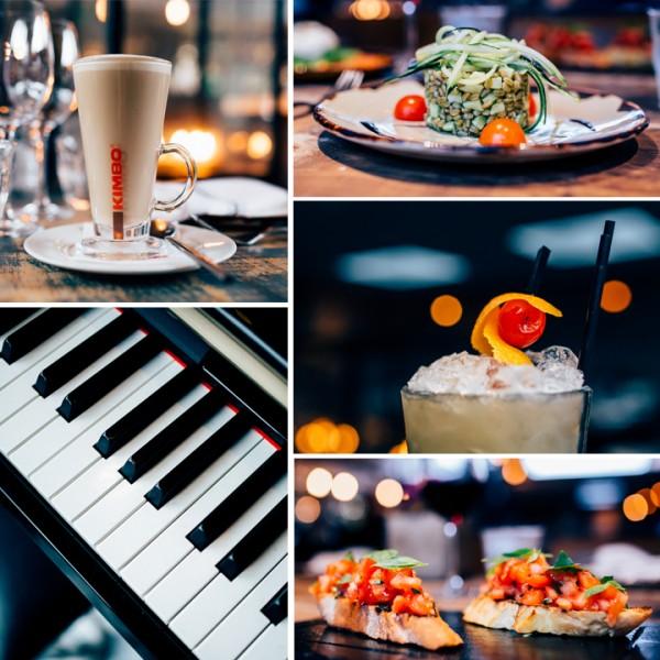 Mercato Italiano Food & Cocktail Photography