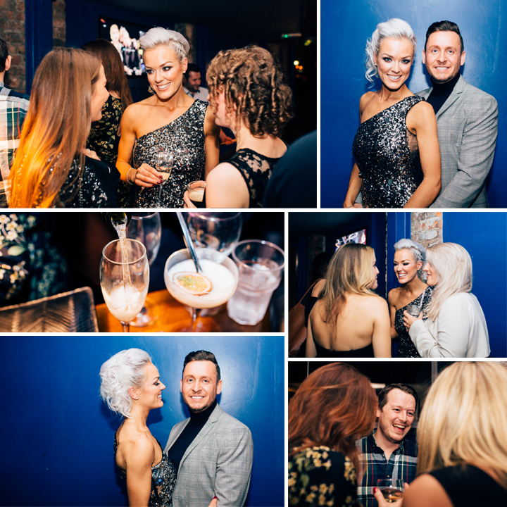 Caithy & Ed Engagement - Black Dog Ballroom, Manchester