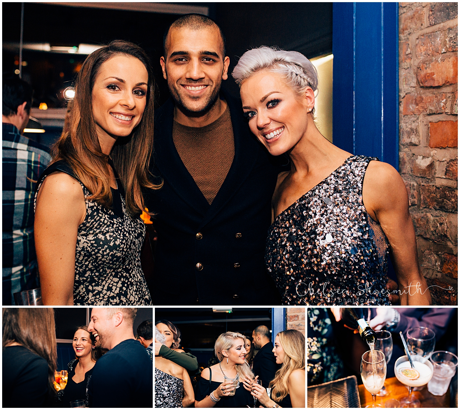 Ed & Caithy Engagement Party Black Dog Ball Room Manchester -104