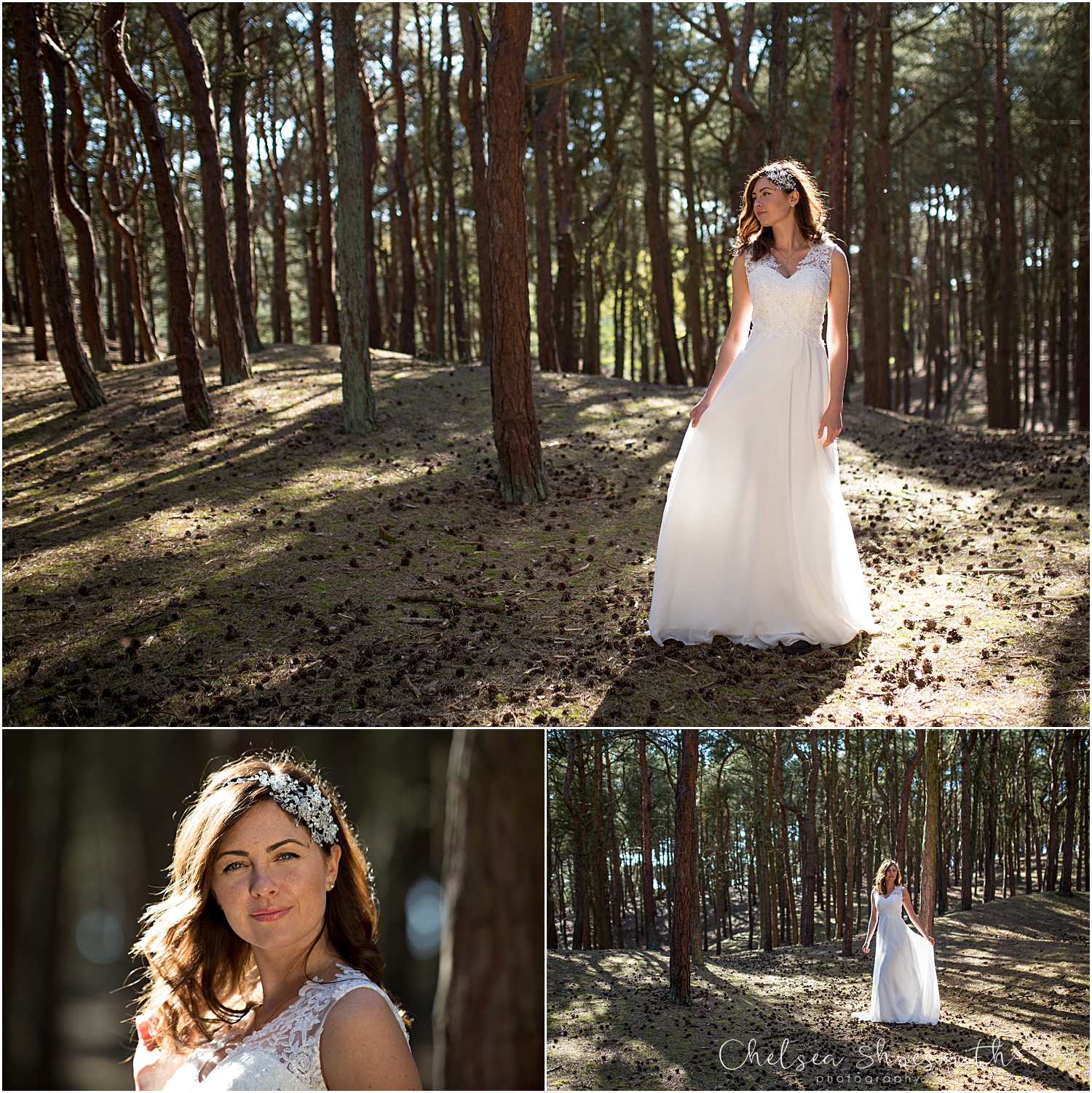(1 of 46) Formby Styled Wedding Shoot Chelsea Shoesmith Photography_