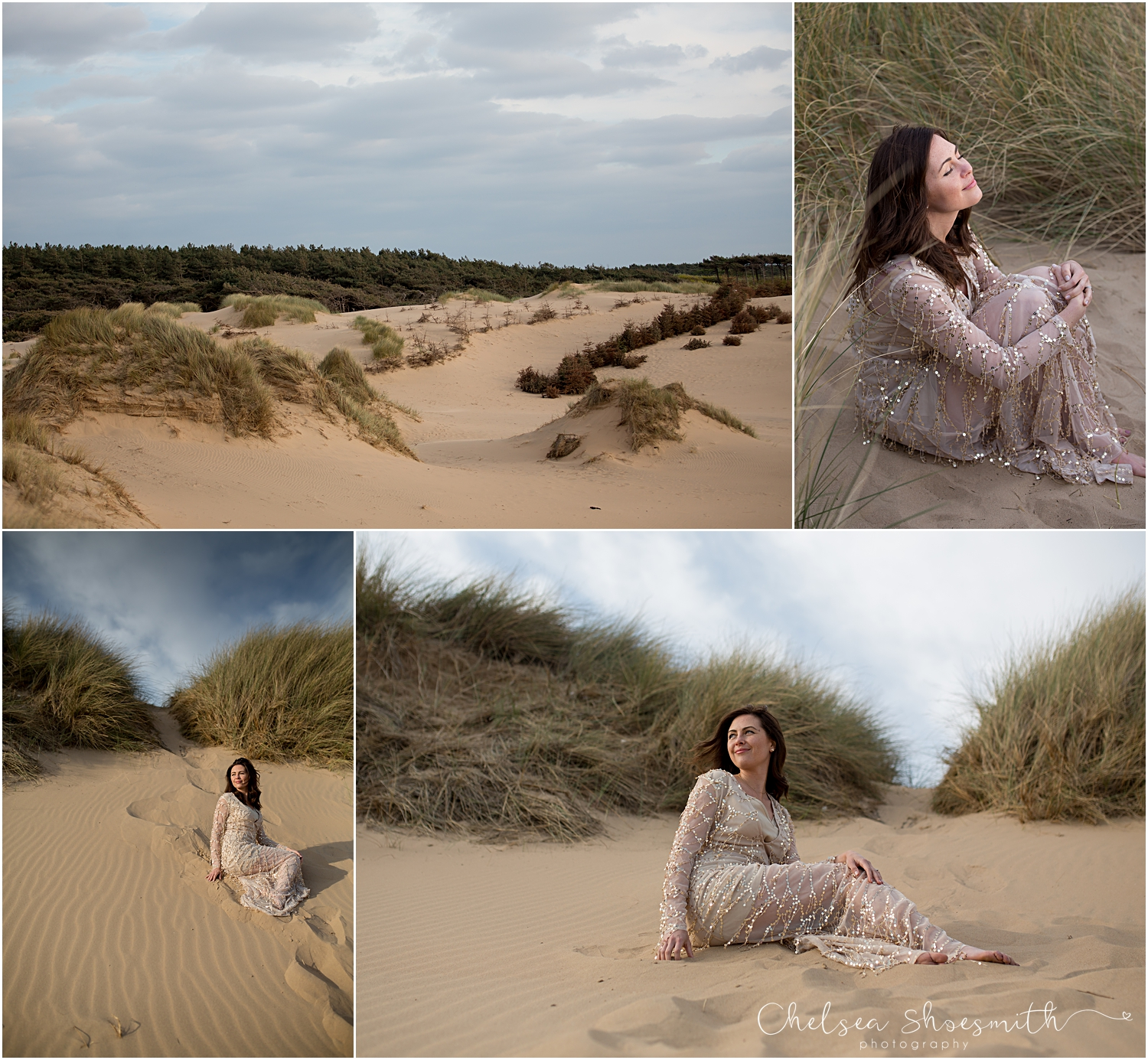 (30 of 46) Formby Styled Wedding Shoot Chelsea Shoesmith Photography_