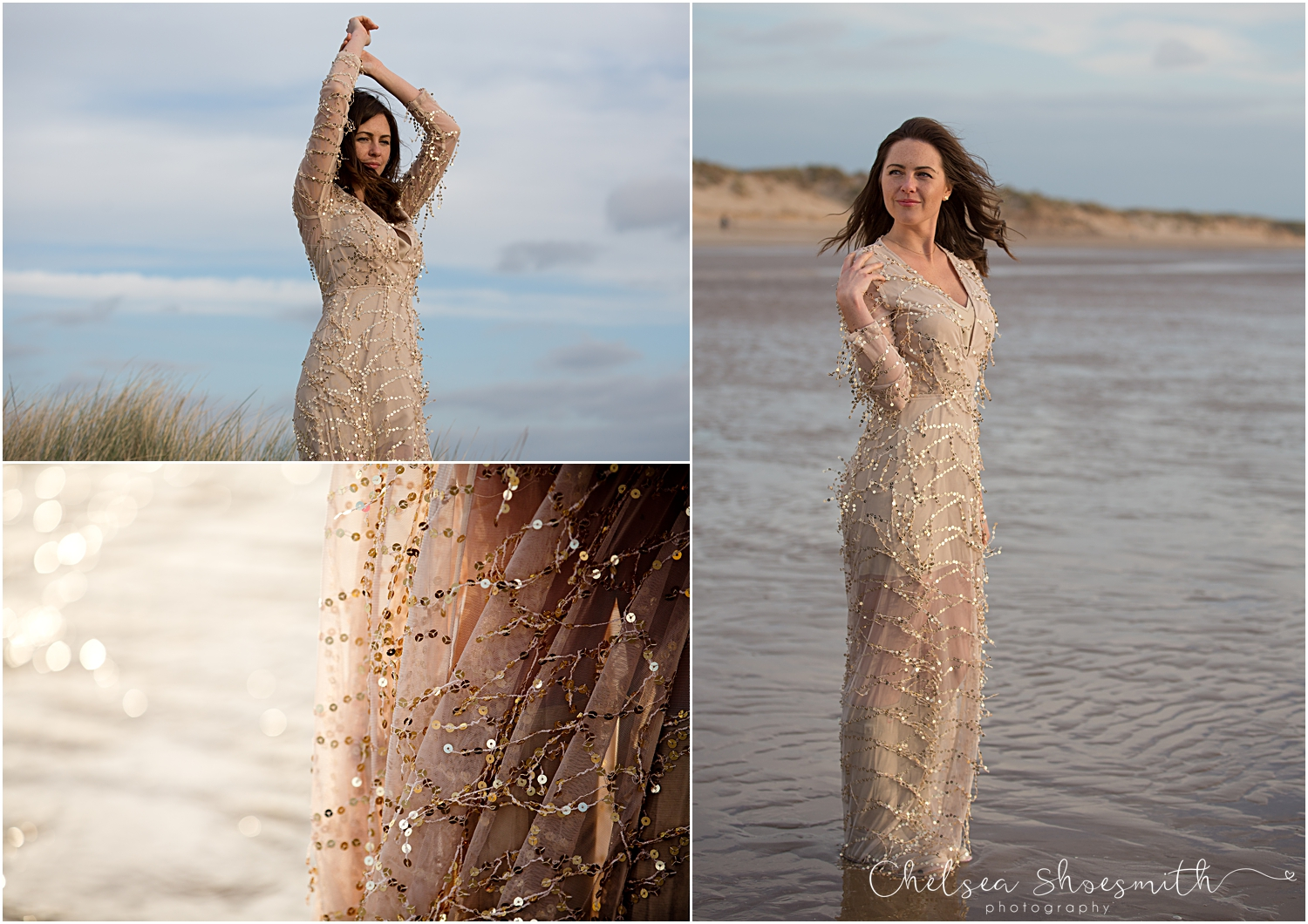 (33 of 46) Formby Styled Wedding Shoot Chelsea Shoesmith Photography_
