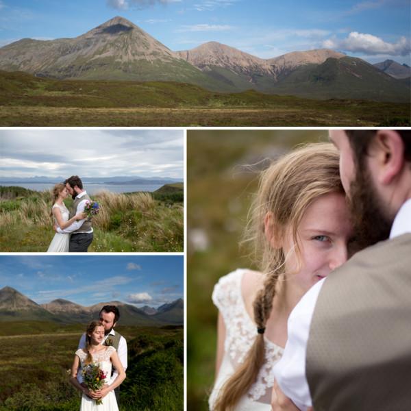 Lindsay & Jacob Elopement - Isle of Skye, Scotland