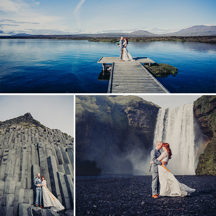 Laura & Kevin Iceland Elopement
