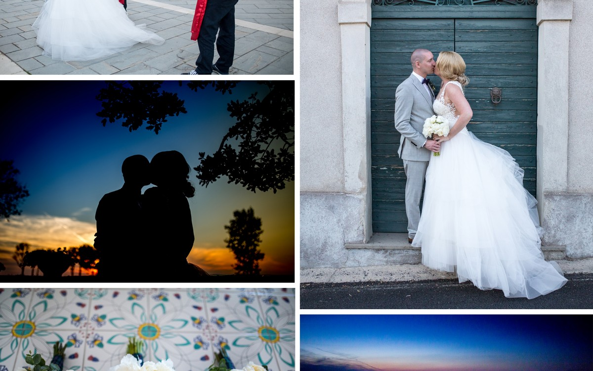 Jo & Rory - Italian Destination Wedding