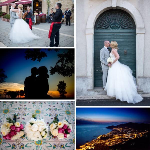 Jo & Rory - Italian Destination Wedding