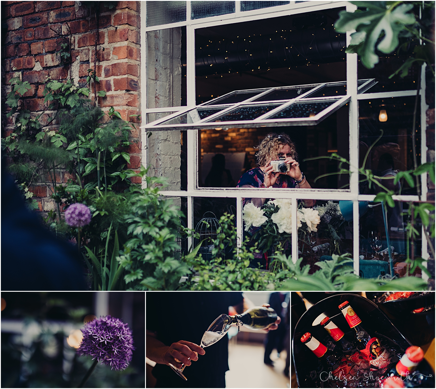 (223 of 395)Rosie & Mike, The Pen Factory - Chelsea Shoesmith Photography_