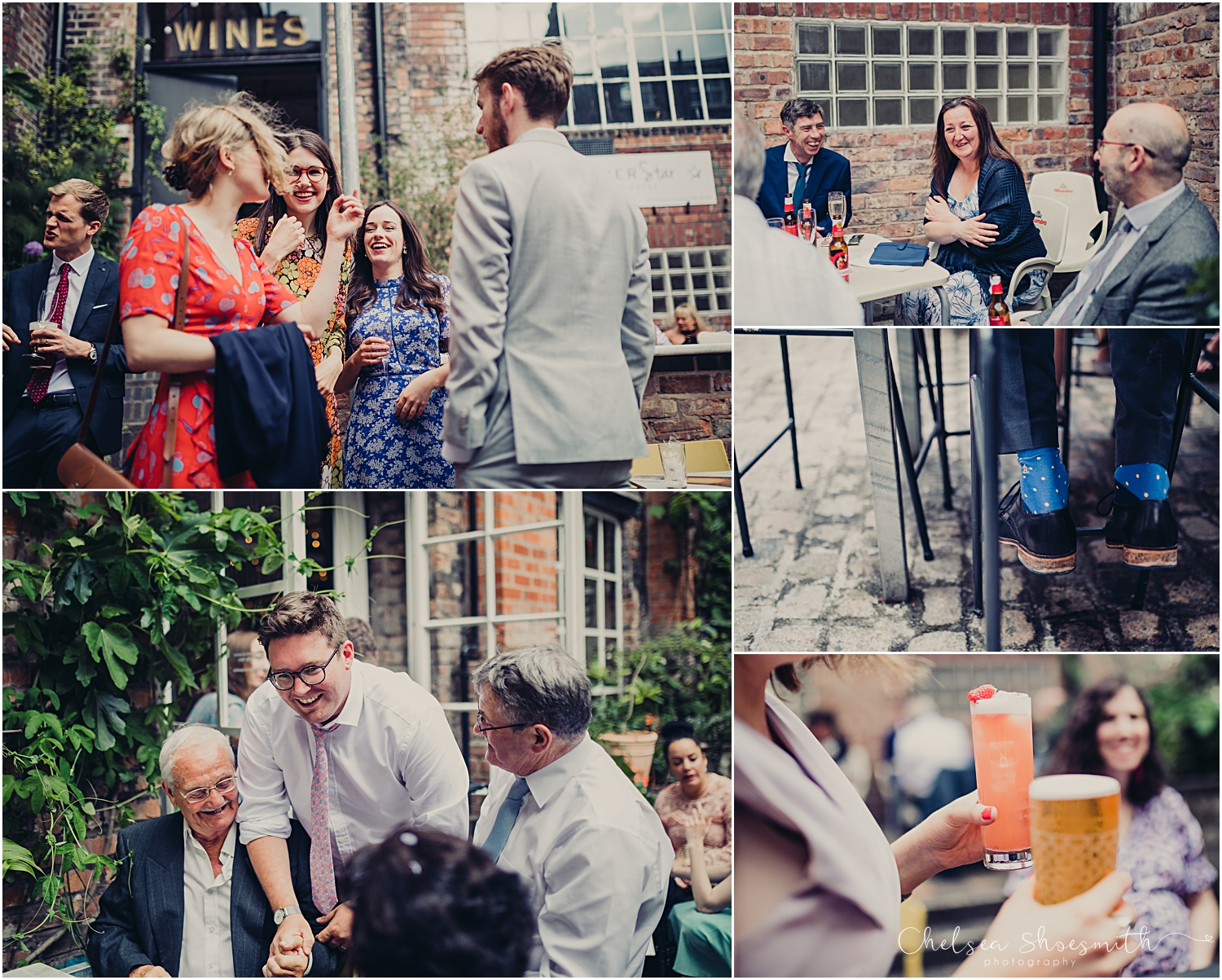 (289 of 395)Rosie & Mike, The Pen Factory - Chelsea Shoesmith Photography_