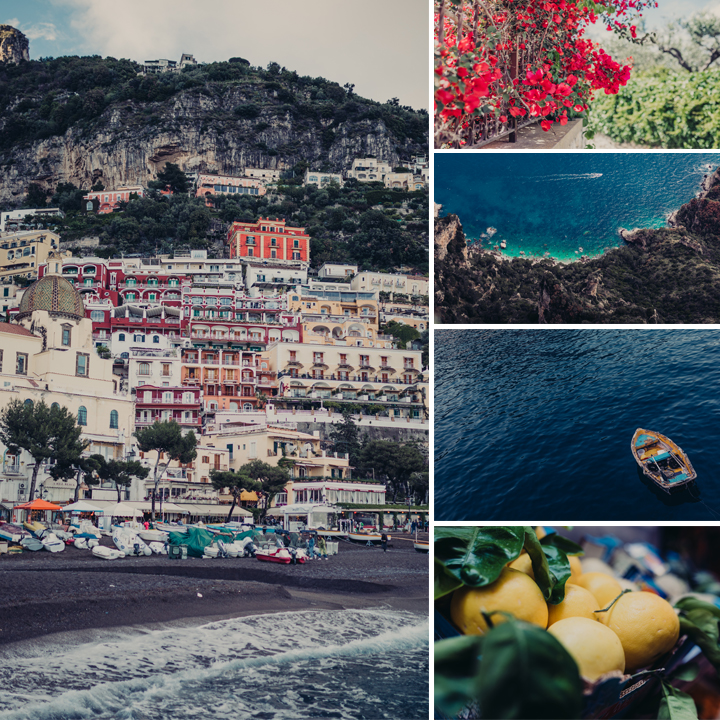 A solo trip around Amalfi, Italy
