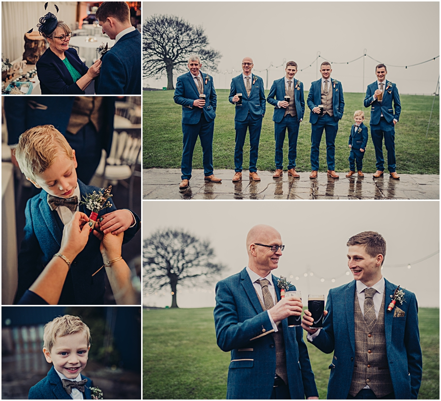 (123 of 686) Jess & Sam wedding Heaton House Farm    - Chelsea Shoesmith Photography_