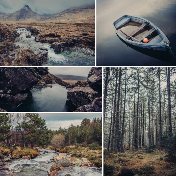 A scenic adventure in the Highlands - Scotland
