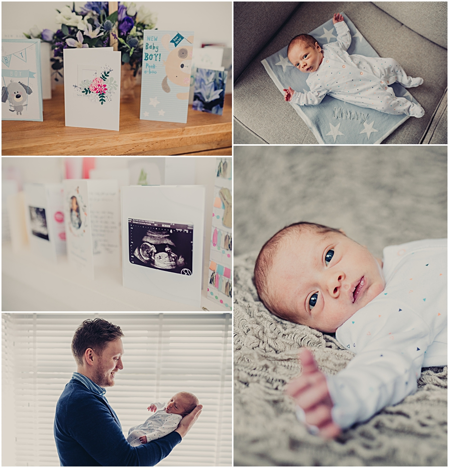 (58 of 79)Henry Newborn Shoot - Chelsea Shoesmith Photography_