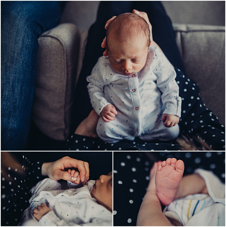 (69 of 79)Henry Newborn Shoot - Chelsea Shoesmith Photography_
