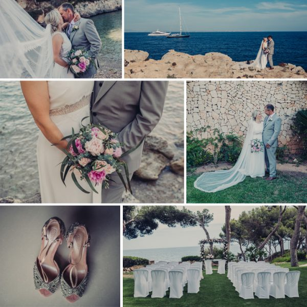 Joanna & Patrick - Majorca Destination Wedding  - H10 Punta Negra