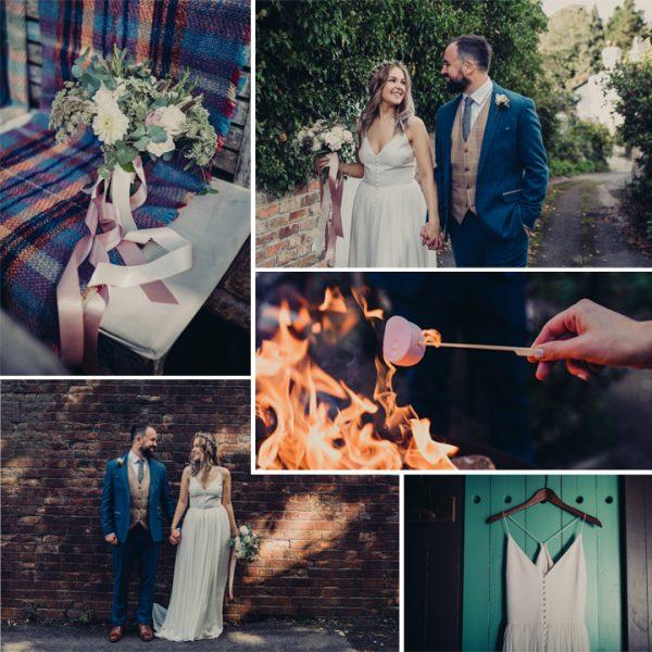 Mollie & Tim Wedding - The Roebuck Inn, Mobberly, Cheshire