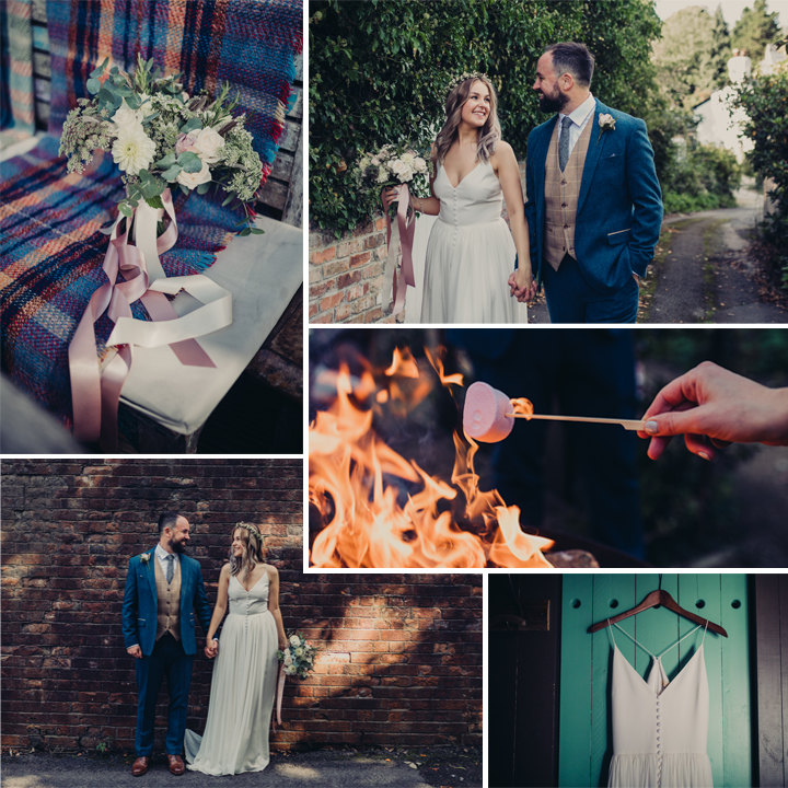 Mollie & Tim Wedding - The Roebuck Inn, Mobberly, Cheshire
