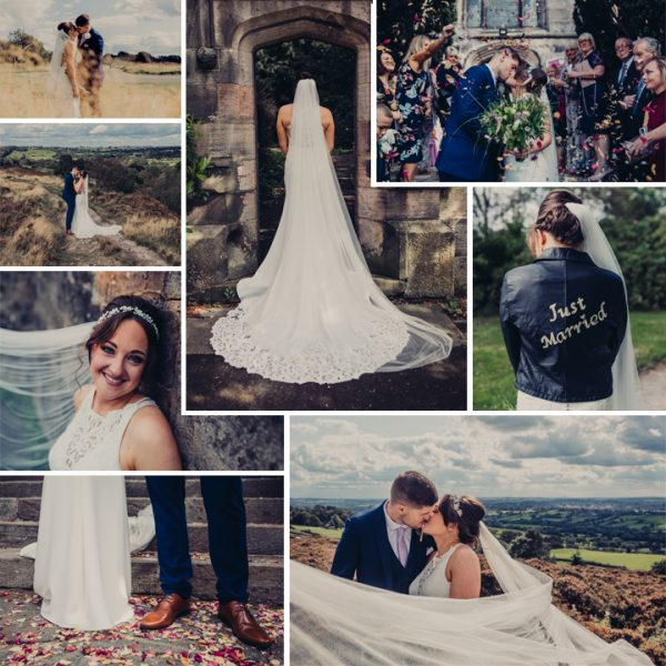 Ruth & Ben Wedding Photography - Staffordshire Moorlands
